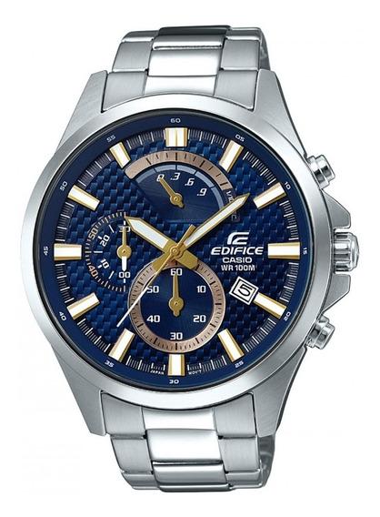 Relógio Masculino Casio Edifice Efv.530-d2avudf C Nf