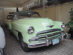Chevrolet Bel-air 1951.