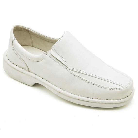 Sapato Masculino Ortopédico Confort Ranster Couro