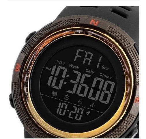 Relógio Skmei Digital Militar Casual
