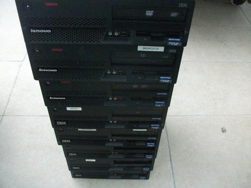 Imagem 1 de 1 de Cpu Ibm Lenovo 2.8  Dual Core 8212,8810,9481 Hd 80g 1gb