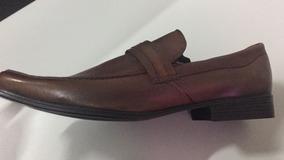 Sapato Social De Couro Marrom, 44, Sidewalk