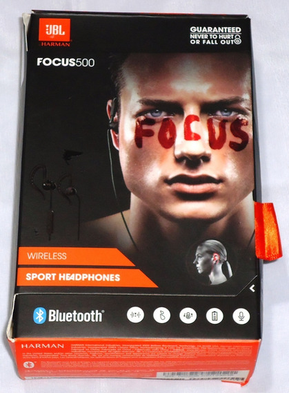 Fone Jbl Original Focus 500 - Usado.