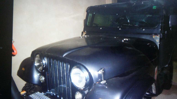Ford Jeep 1960 6 Cilindros,