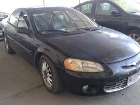Chrysler Cirrus Lxi Sedan L4 Aac Piel At 2001