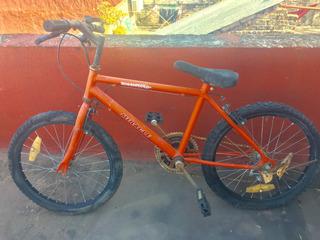 Bicicleta Rodad 20 Con Cambios