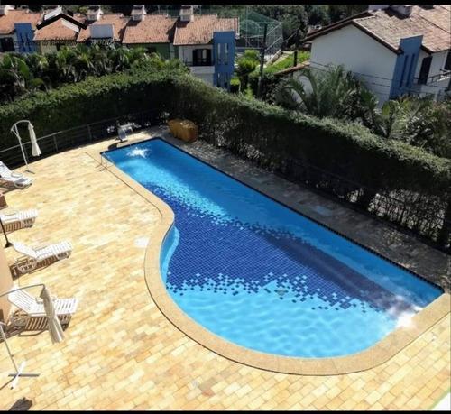 Imagem 1 de 15 de Excelente Casa Em Condomínio Fechado Na Granja Viana Em Cotia - 302