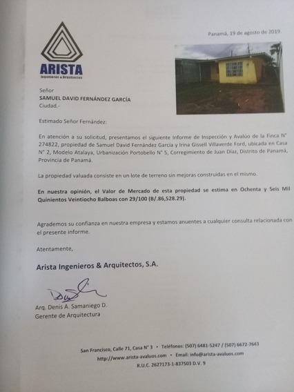 Se Vende Casa En Villa Las Acacias Barriada Portobello #5