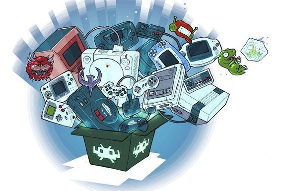 Emulador Para Todos Games Retro Completo 20.000 Jogos