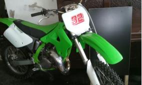 Kawasaki Kawa Kx 125 Impecable Hondacr80 Kx125 Xr600 Suzuki