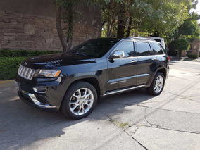 Incomparable Grand Cherokee Summit 2014 4x4