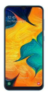 Celular Libre Samsung A30 Azul