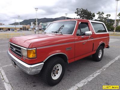 Ford Bronco 4x2
