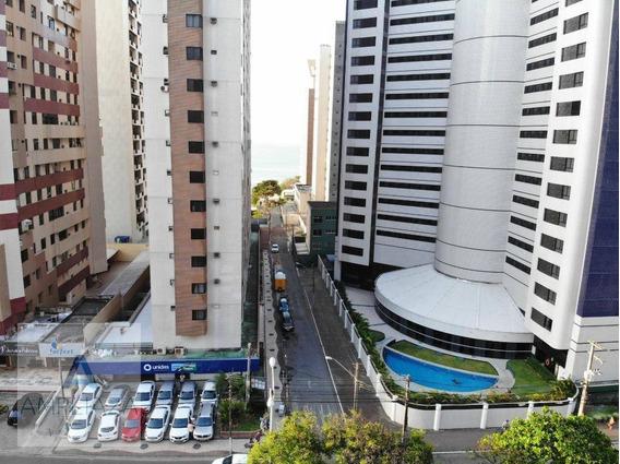 Apartamento Com 1 Dormitório À Venda, 38 M² Por R$ 200.000 - Meireles - Fortaleza/ce - Ap0693