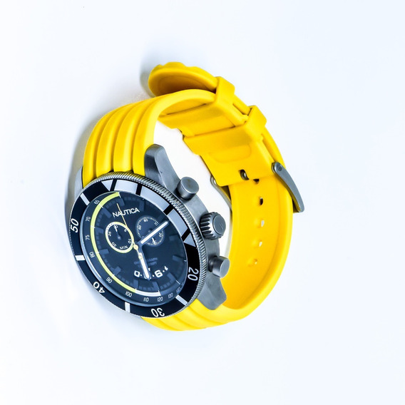 Relógio Náutica N17587g, Em Excelente Estado De Conservação.