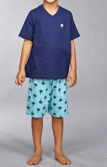 Pijama Kid Palmeira Infantil Demillus
