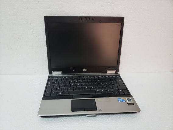 Notebook Hp Elitebook 2530p 4gb Ssd 120gb