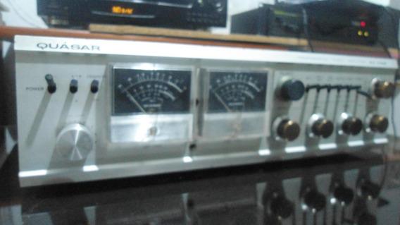 Qa5500 Quasar Amplificador Mixer Professional