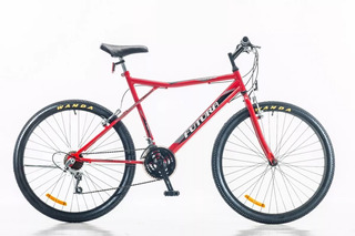 Bicicleta Futura Mountain Bike Rod 24 Bicolor 21 Vel 5175