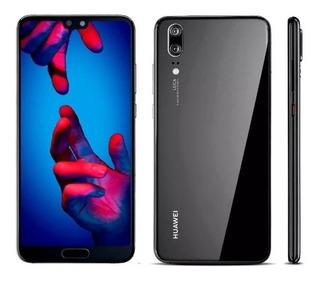 Huawei P20 Eml-l09, 128gb, 4gb Ram, Negro