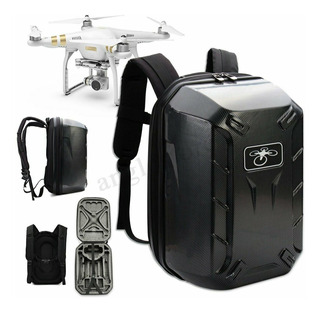 Mochila Rigida Protectora Dron Dji Phantom 3 Y 4
