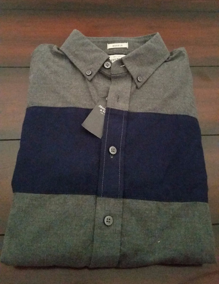 Abercrombie Camisa Hoodie Campera Sweater Buzo Hollister