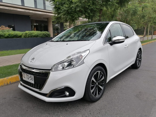 2019 Peugeot 208 1.6 Bluehdi 100 Hp Auto Allure Pack