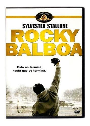 Rocky Balboa Sylvester Stallone Pelicula Dvd