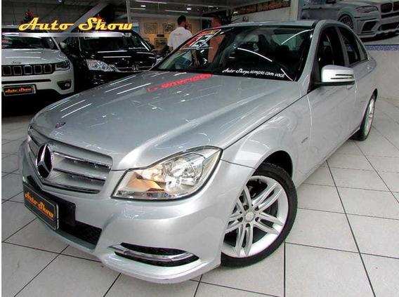 Mercedes-benz C-180 Cgi Sport 1.8 Tb 16v 156cv Aut
