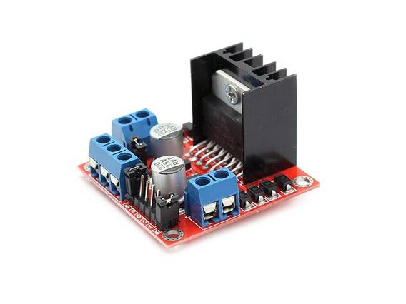 Doble Puente H Driver L298n Motor Dc Arduino L298 Nubbeo