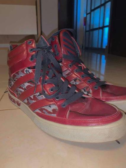 Zapatillas adidas Caña Alta Importadas Originales