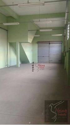Galpão Comercial Para Locação, Vila Mangalot, São Paulo - Ga0003. - Ga0003