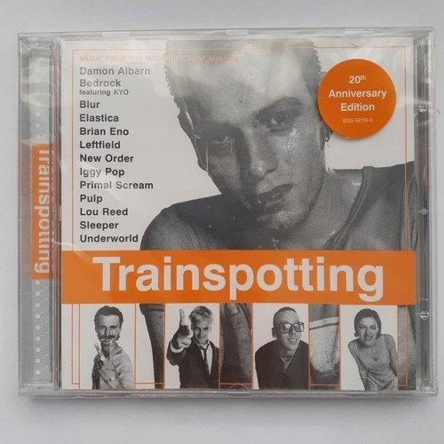 Trainspotting Soundtrack Cd Nuevo Y Sellado Musicovinyl