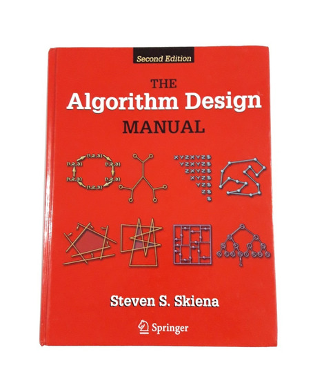 The Algorithm Design Manual - Steven S. Skiena / Libro