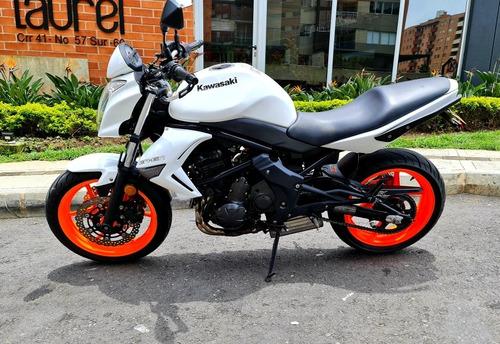 Kawasaki Er6n  Er6n