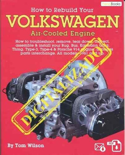 How To Rebuild Your Volkswagen Air-cooled Engine - E-mail
