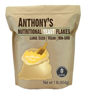 Levadura Nutricional 454 Gr (importada)
