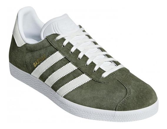 Zapatillas Adidas Gazelle Hombre Verde - Zapatillas en ...