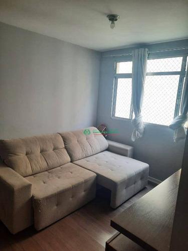 Imagem 1 de 15 de Apartamento Com 2 Dormitórios À Venda, 56 M² Por R$ 187.000,00 - Green Land - Cotia/sp - Ap0392