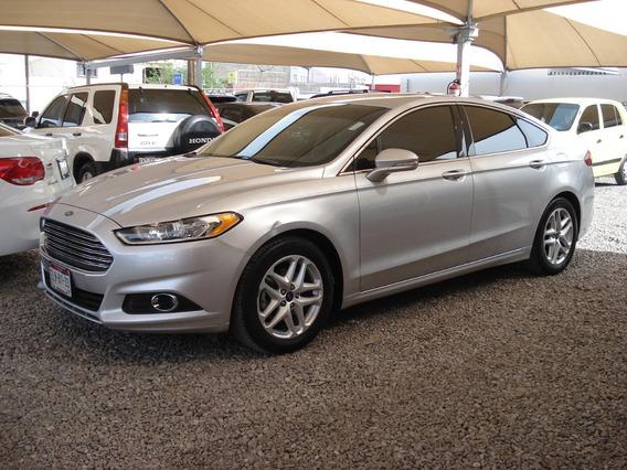 Ford Fusion 2.5 Se Advance At 2016 Chihuahua
