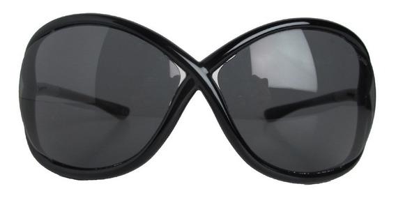 Óculos Tom Ford Whitney Black Tom Ford