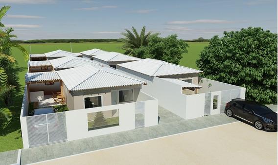 Casa 62m², 2 Quartos (1 Suíte), Cabo Frio, Unamar, Gravatá 1