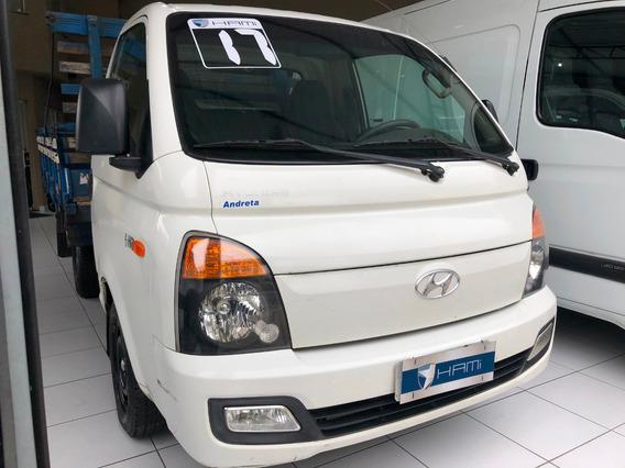 Hyundai Hr 2.5 2017 Carroceria Mardeira