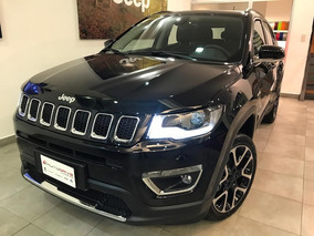 Jeep New Compass Limited Plus 2.4l At9 Oferta Conc. Oficial