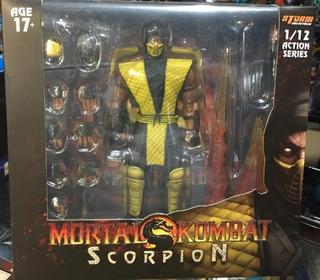 Storm Collectibles Mortal Kombat Lote