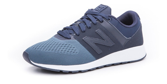 Tênis Masculino Casual New Balance Running - Azul