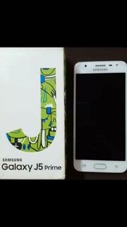 Samsung J5 Prime Com Leitor Biométrico*vitrine