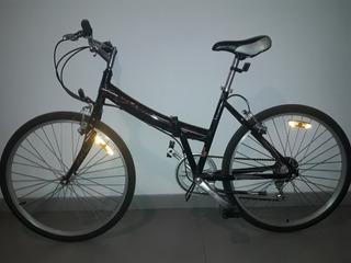 Bicicleta Aurorita Folding R26 Plegable