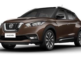 Nissan Kicks Sl 1.6 16v Flexstar 5p Aut 2018