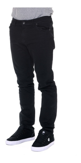 Pantalon Billabong Denim Slim Black Hombre Rcmdr